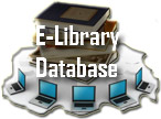 Click the E-Liubrary pic to go search the database