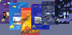 Pic: the EU 'Six Pack of H&S REgs