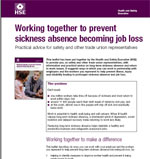 HSE Guide on Sick Absence