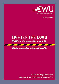 CWU H&S Advice - Click to download